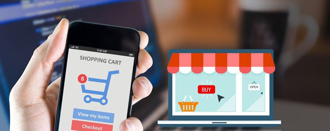E-commerce Development opening the New World