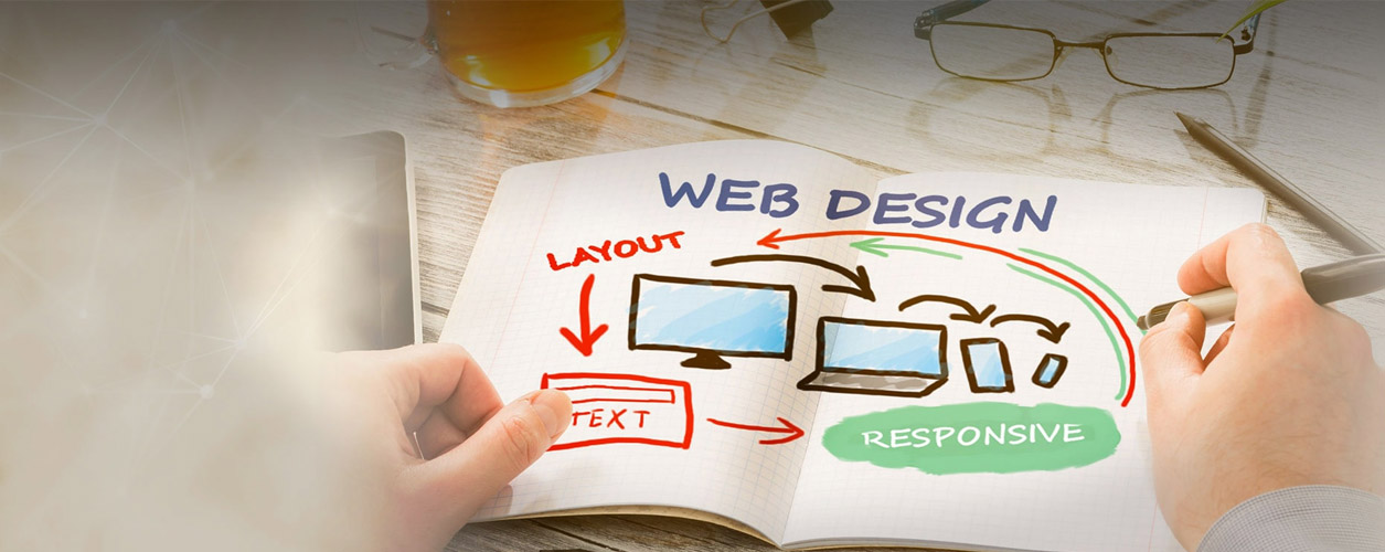 Web Design in Lahore Visually Appealing Layout