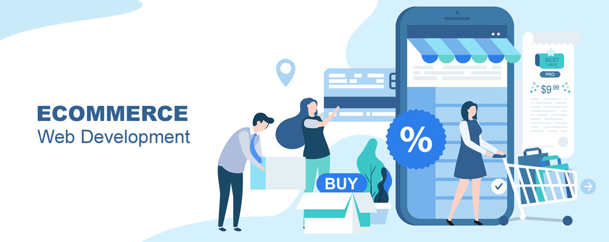 Best Company E-Commerce Development in Lahore