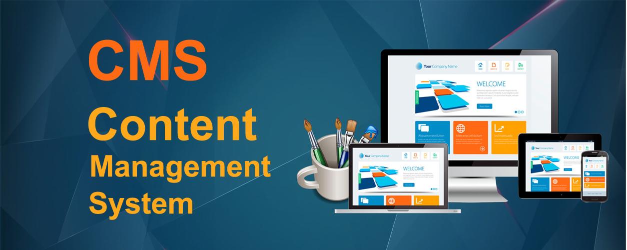 Web design company Lahore a content management system