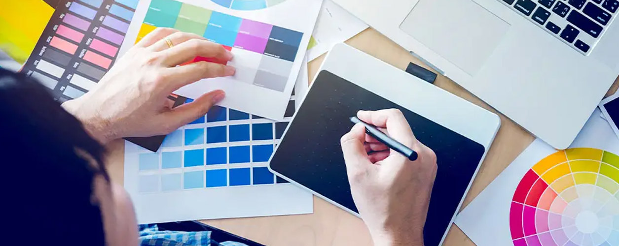 Graphic designing in Lahore