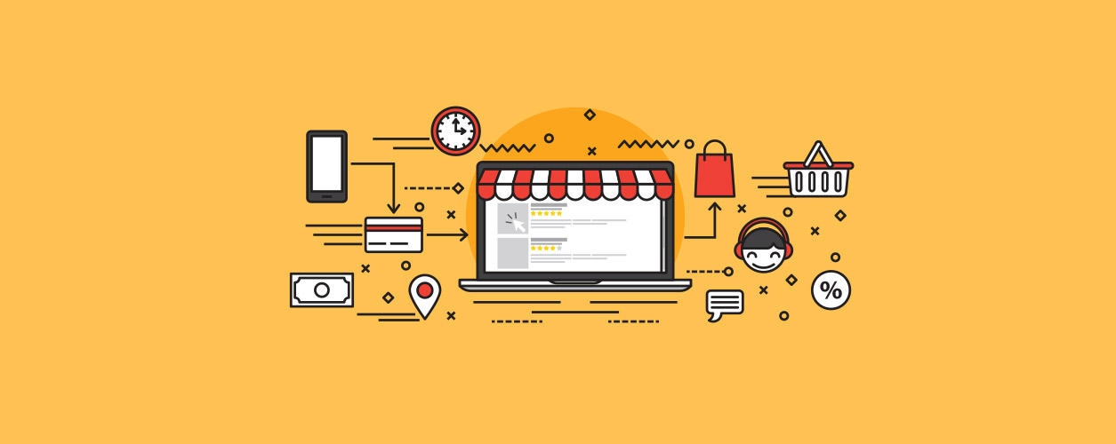 Ecommerce website development user-friendly and optimize its interaction