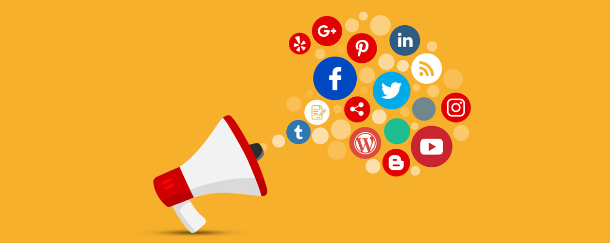 Social media marketing Lahore the promotion of goods and services on social networks