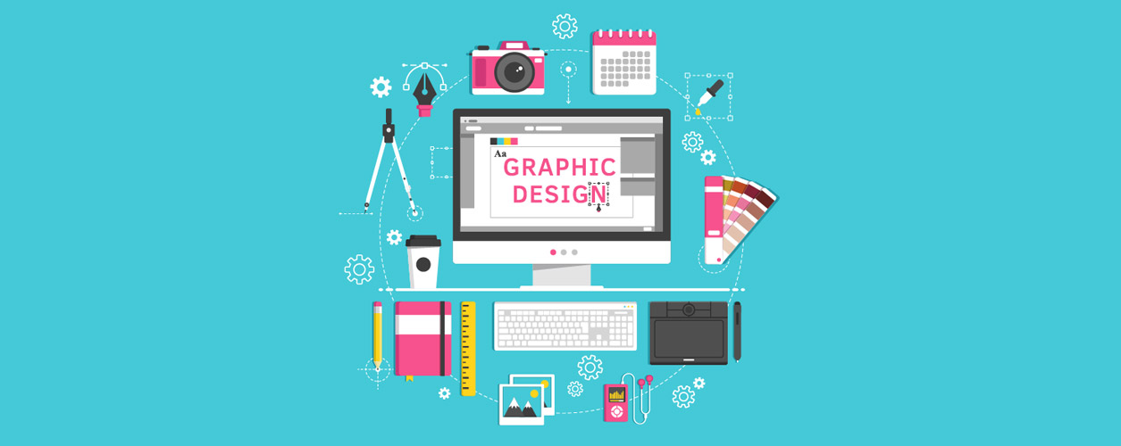 Graphic designing in Lahore visualization of the project